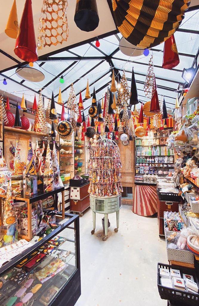 Bazar, boutique éclectique objets déco Bazartherapy
