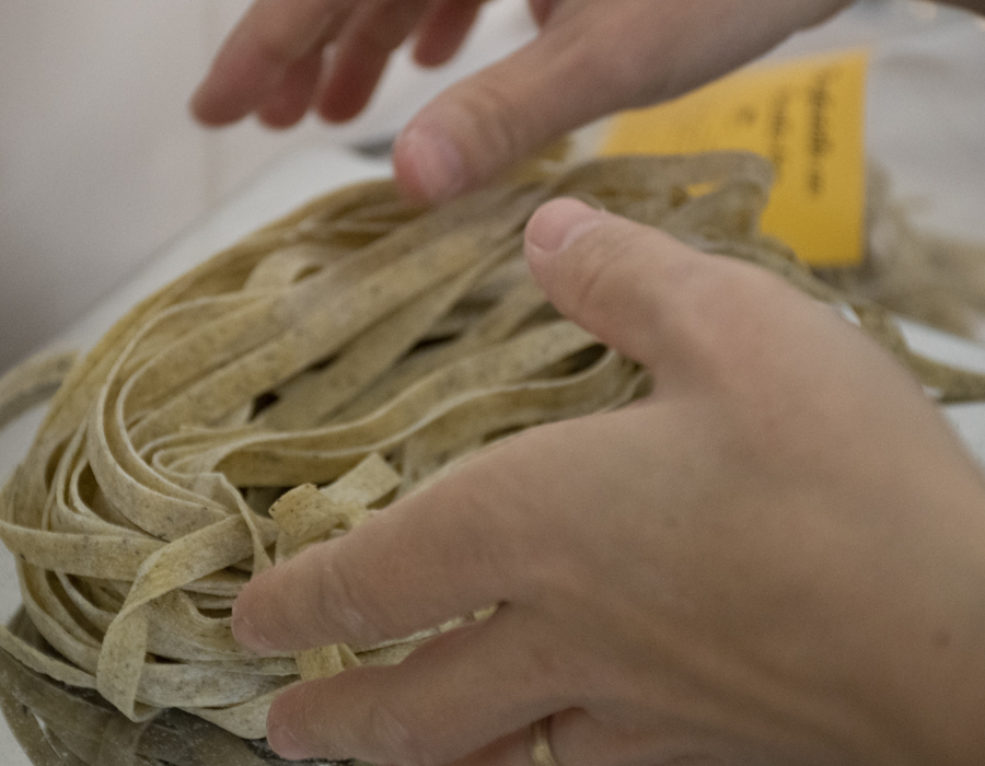 pâtes fraiches artisanales de Pasta Murati