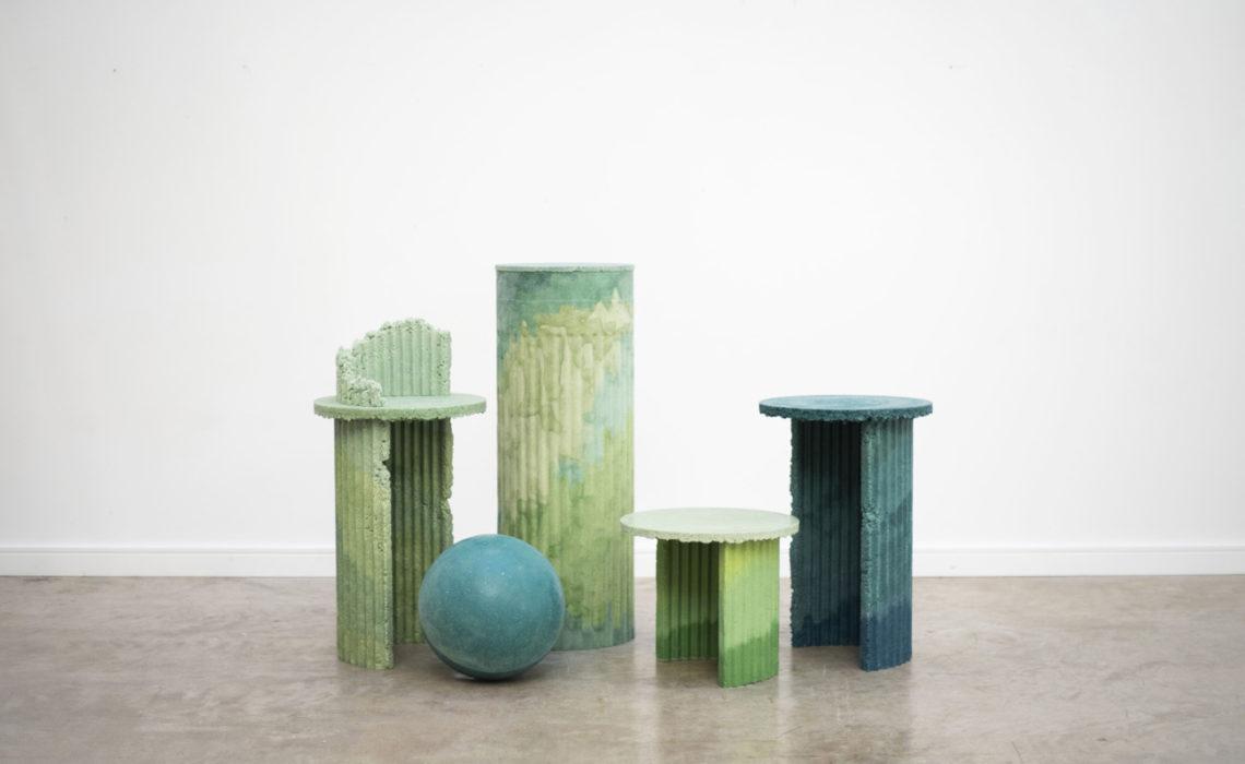 Le design de Carlotte Kidger