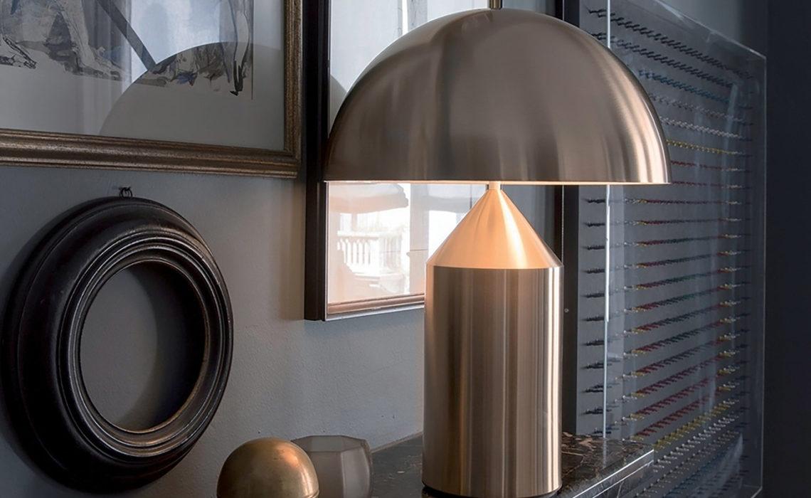 Vico Magistretti : créateur de la lampe design Atollo