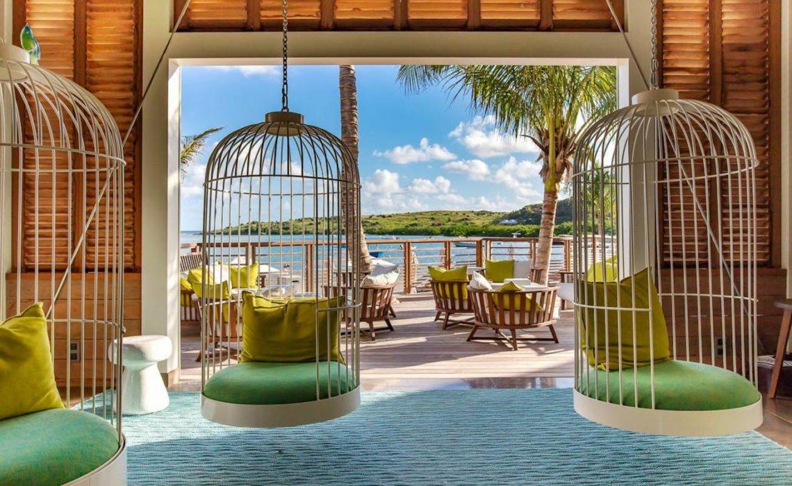Elegance et authenticité au cœur des caraïbes à l'hôtel Saint-Barthélemy
