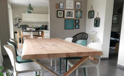 Meubles en bois et en métal – Atelier WOOD