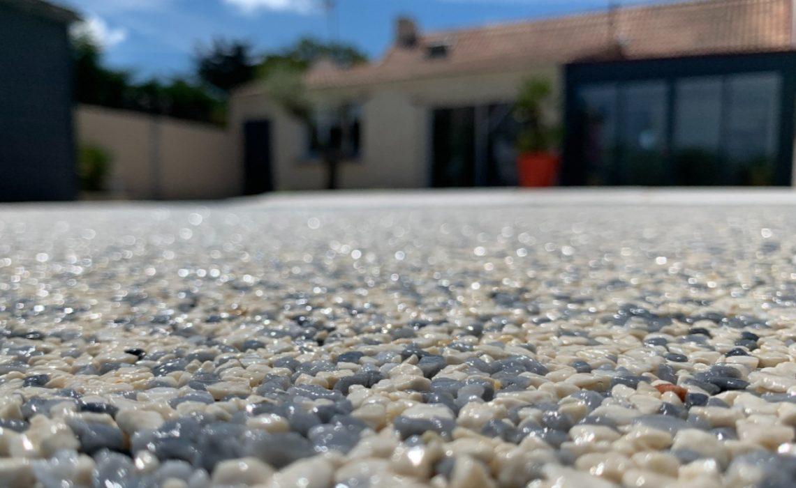 Trouvez la moquette de marbre idéale pour vos allées et terrasses
