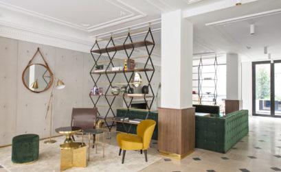 le Parister : Un hotel en plein Paris