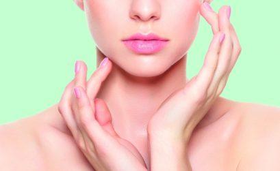 L'eau et le plancton thermal contre les problèmes de peau