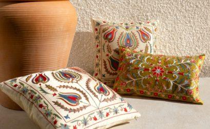 L'artisanat ouzbek au goût du jour avec Merossi