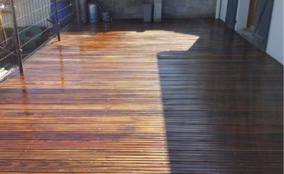Le Vosgien : du beau bois pour votre terrasse