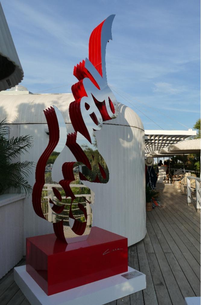 Un artiste sculpteur français insatiable