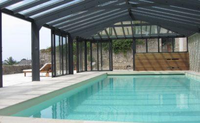 Une piscine de rêve avec un constructeur d'expérience près d'Angers