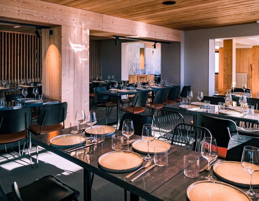 Le renouveau du restaurant 1647
