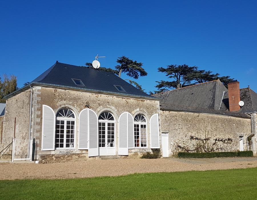 Gîtes de charme en Anjou