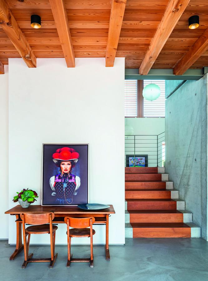 entree de maison avec escalier