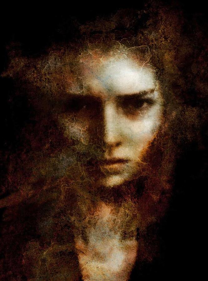 art en ligne peinture portrait