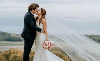 wedding planner a paris couple marie