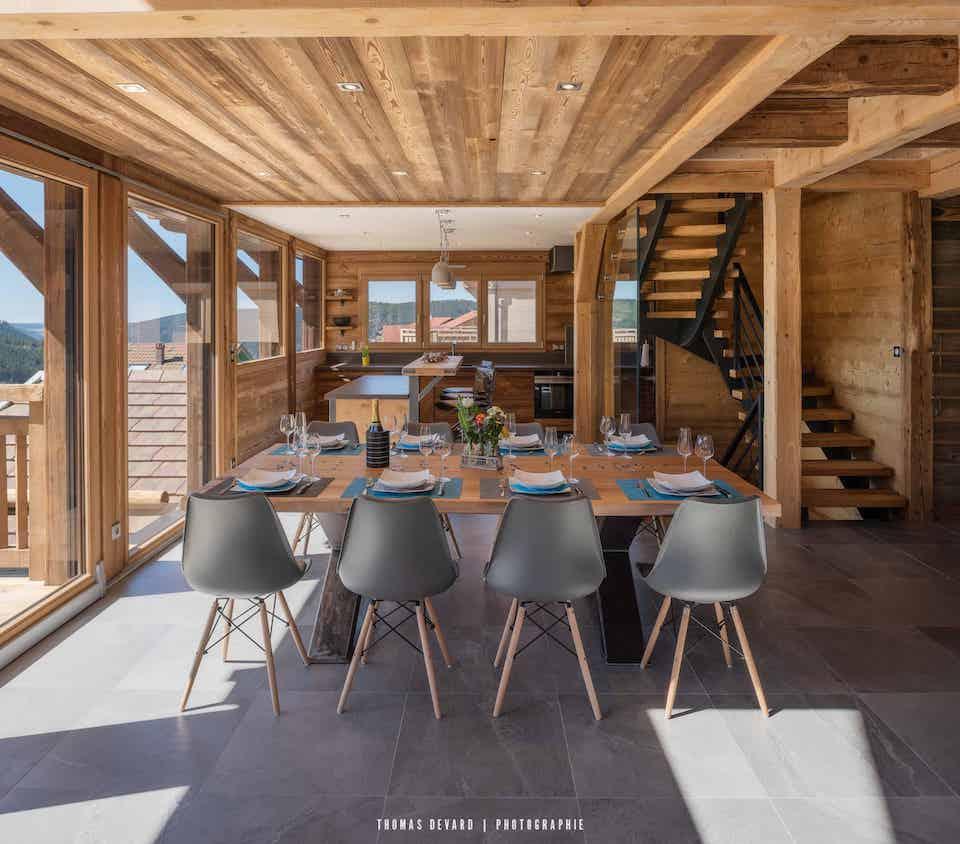 constructeur de chalets dans les Vosges, Décobois