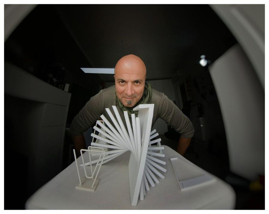 Un createur de mobilier design pour XXL Maison